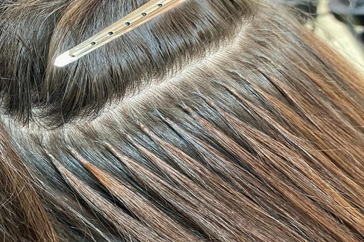 Mega Hair Ice Fusion - Salão de Beleza Instituto Yani - Rio de Janeiro