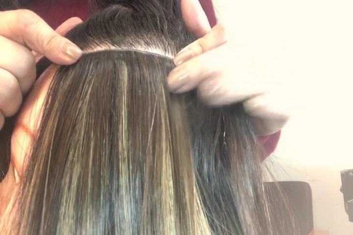 Mega Hair Invisível - Salão de Beleza Instituto Yani - Rio de Janeiro