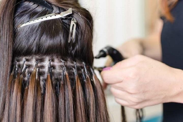Mega Hair Nó Italiano - Salão de Beleza Instituto Yani - Rio de Janeiro