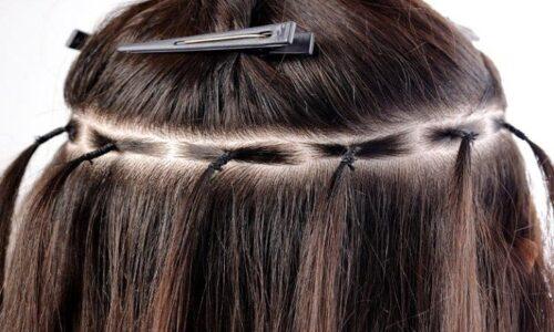 Mega Hair Ponto Americano - Salão de Beleza Instituto Yani